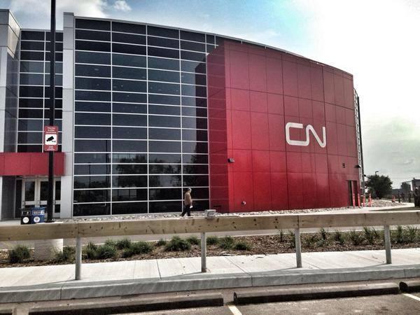 CN Winnipeg